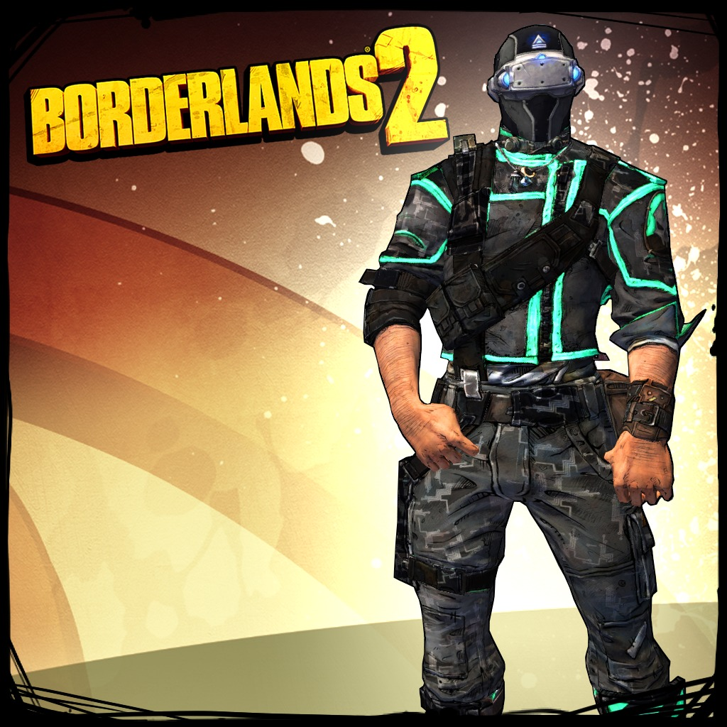 Borderlands 2 Commando Supremacy Pack