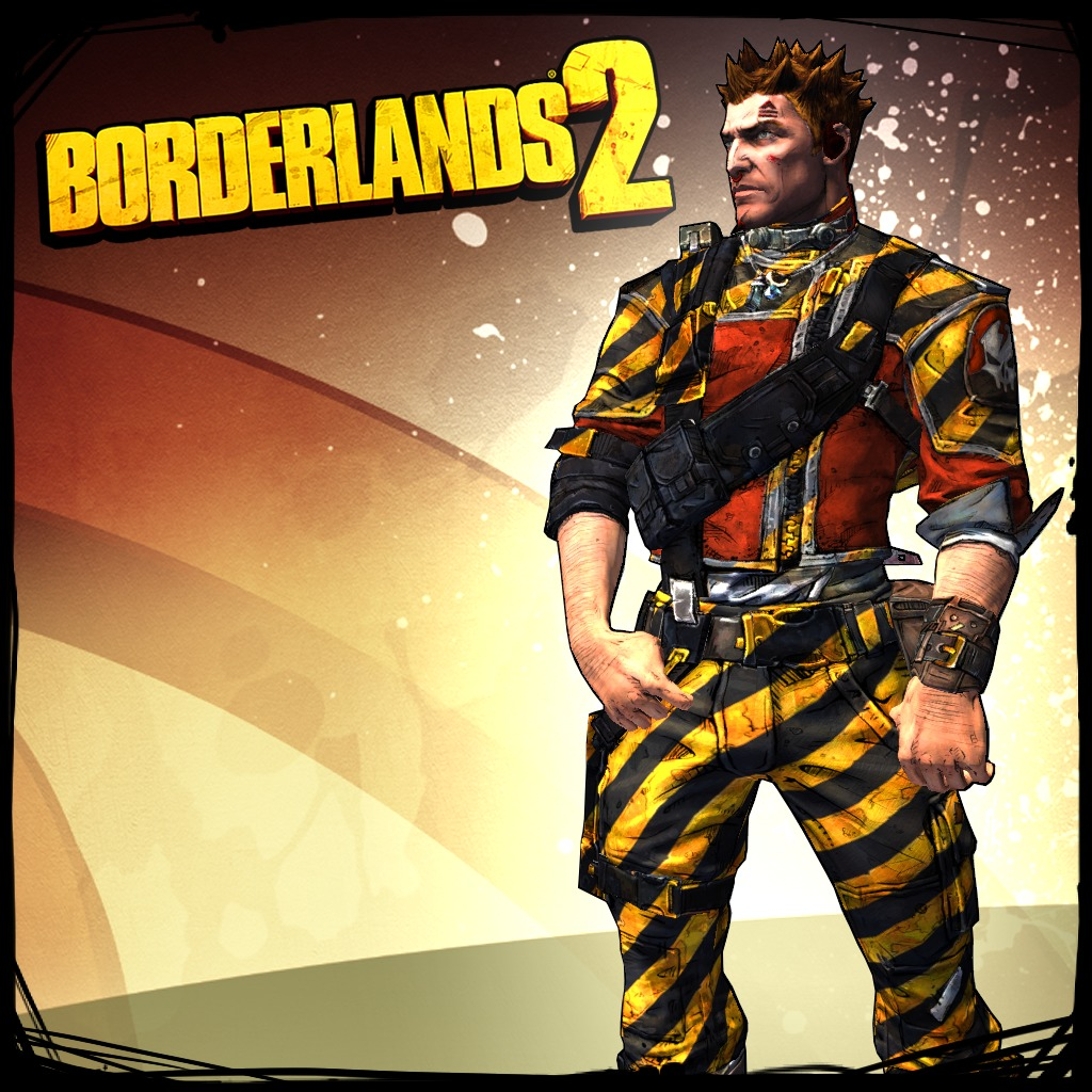 Borderlands 2 Commando Domination Pack