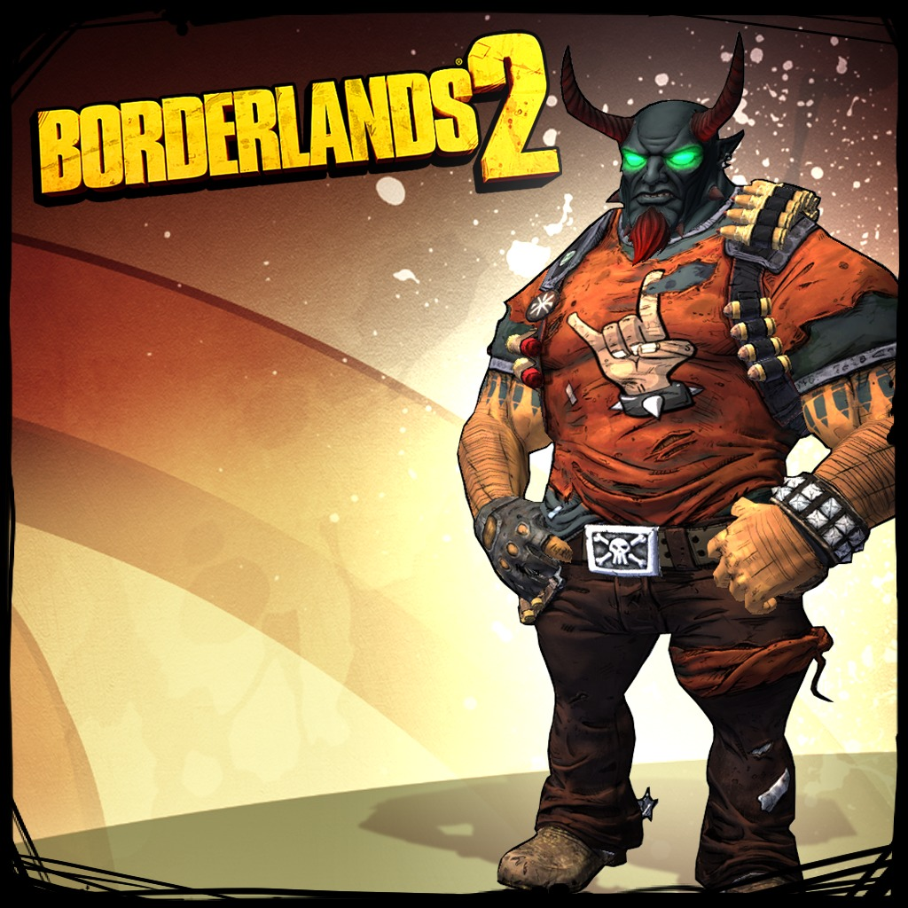 Borderlands 2 Gunzerker Madness Pack