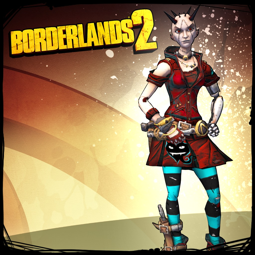 Borderlands 2 Mechromancer Madness Pack
