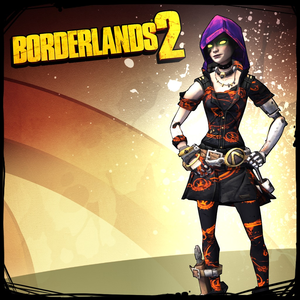 Borderlands 2 Mechromancer Supremacy Pack