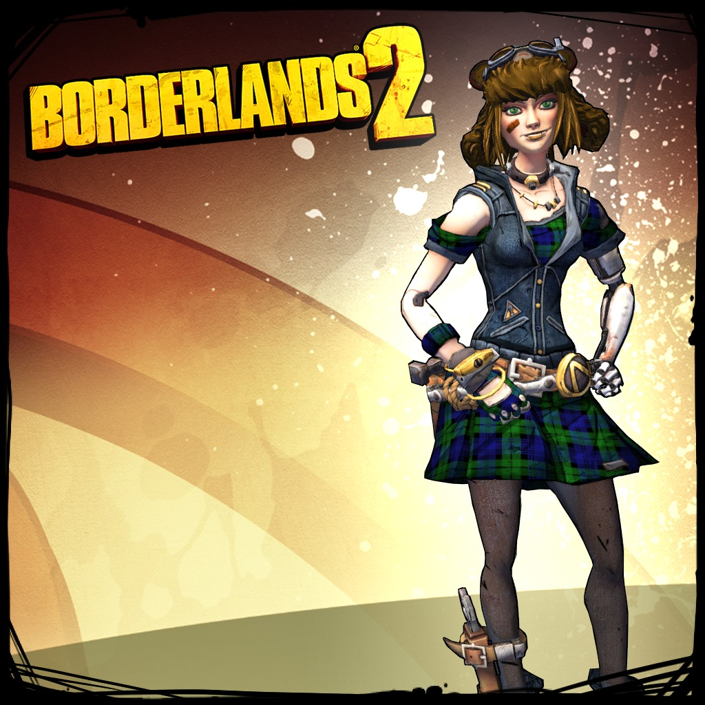Borderlands 2 Mechromancer Domination Pack