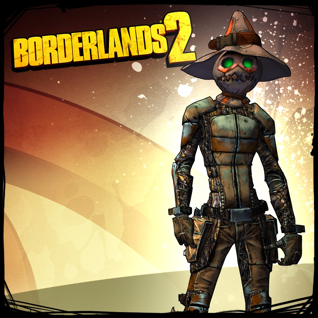 Borderlands 2 Assassin Madness Pack