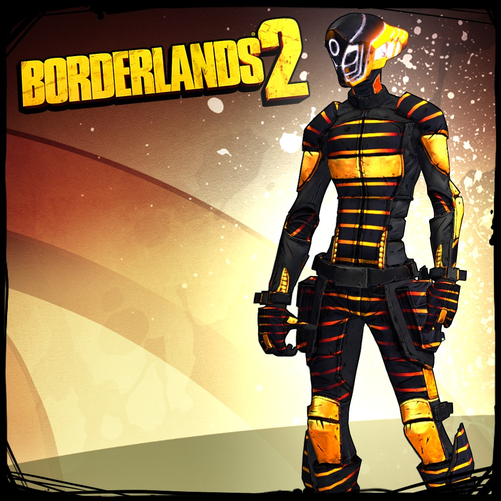Borderlands 2 Assassin Supremacy Pack