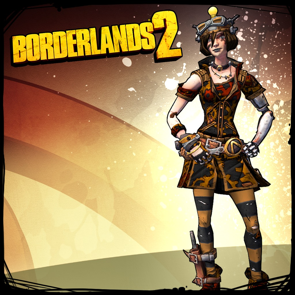 Borderlands 2 Mechromancer Steampunk Slayer Pack