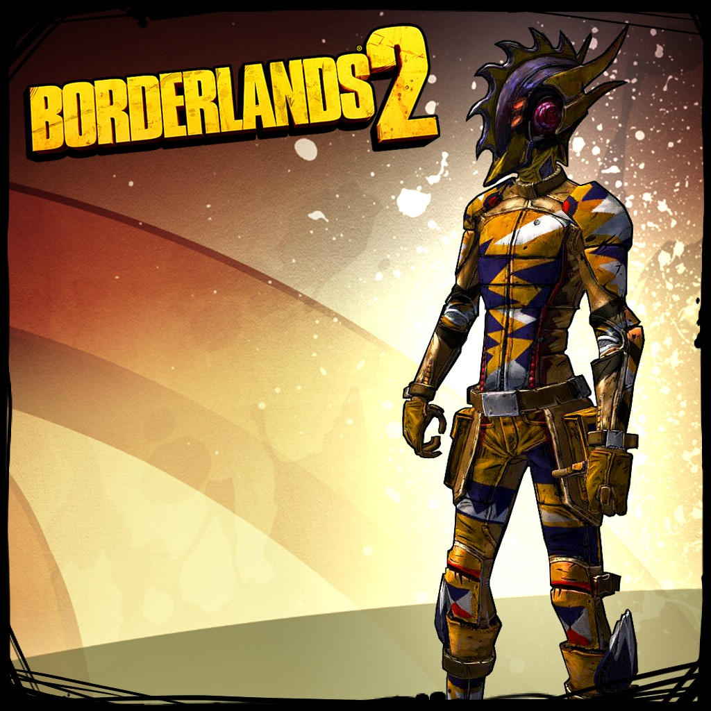 Borderlands 2 Assassin Stinging Blade Pack