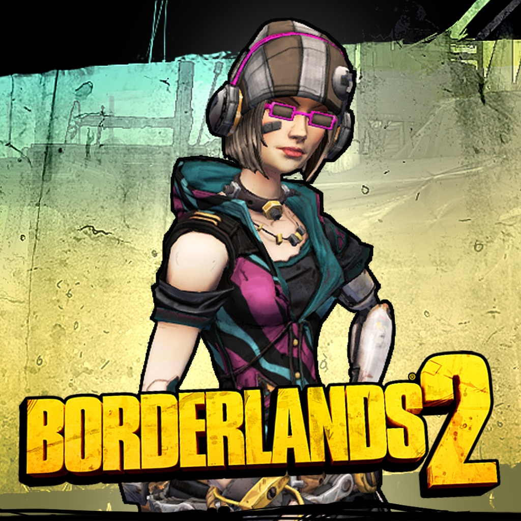 Borderlands 2 Mechromancer Beatmaster Pack