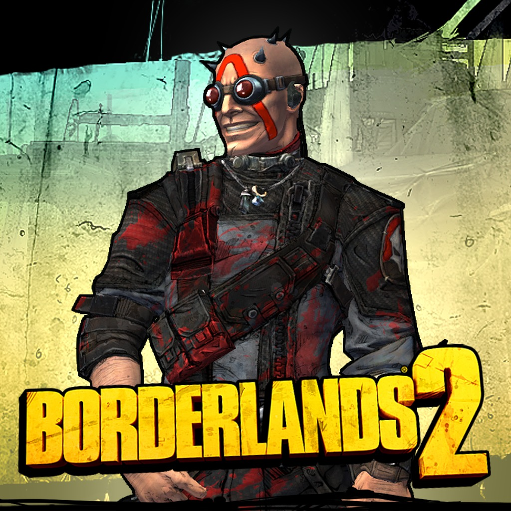 Borderlands 2 Commando Devilish Good Looks Pack
