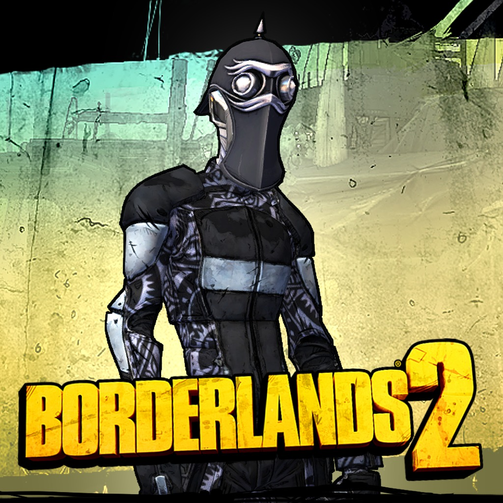 Borderlands 2 Assassin Cl0ckw0rk Pack
