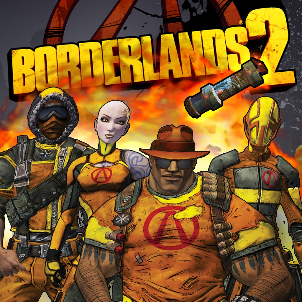 Borderlands 2 Collector's Edition Pack