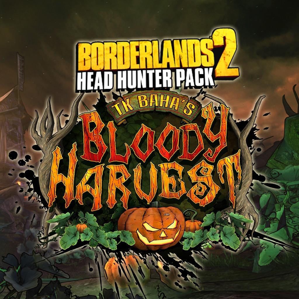 Borderlands 2 Bloody Harvest