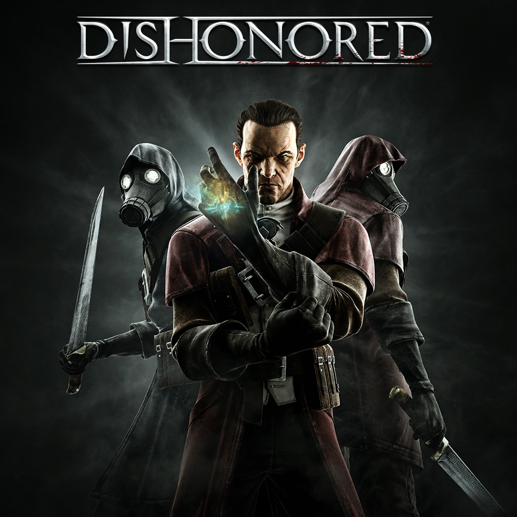 Dishonored The Knife of Dunwall