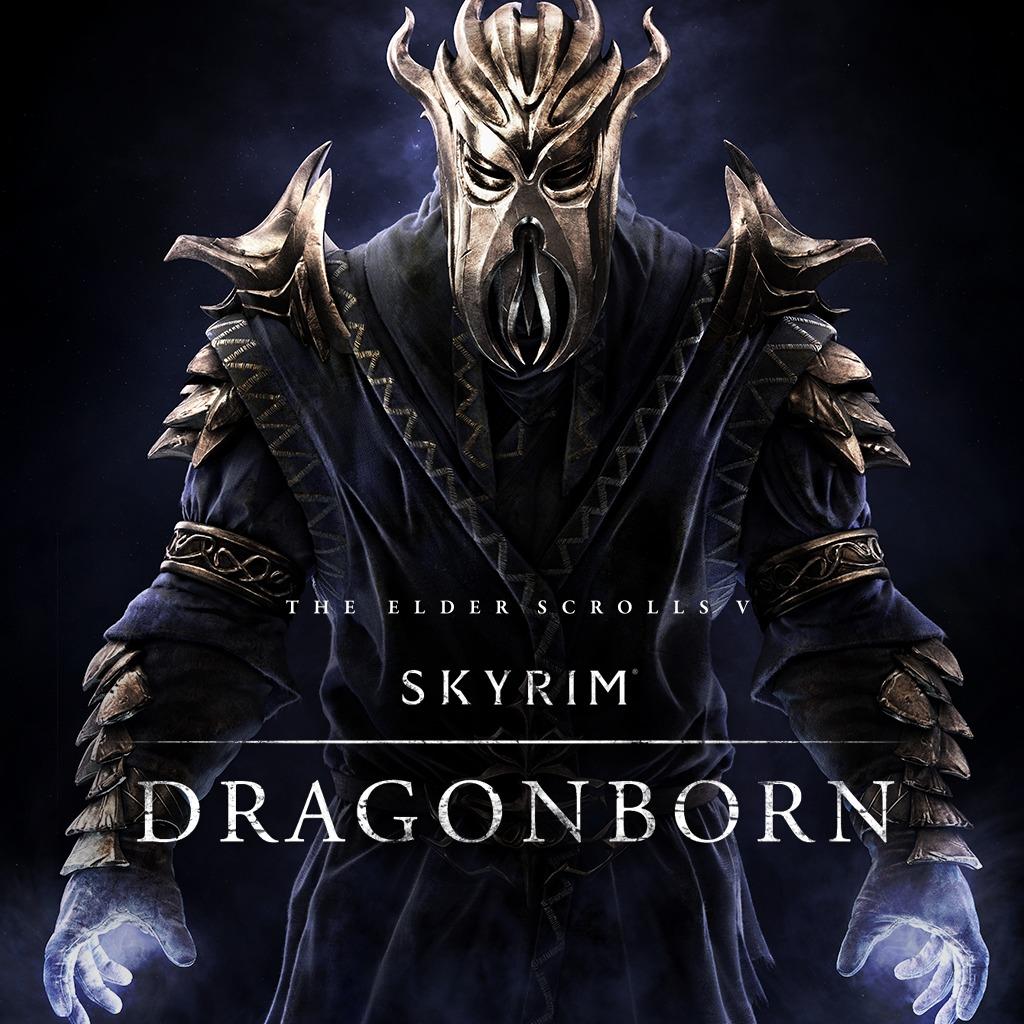 The Elder Scrolls V: Skyim: Dragonborn (English)