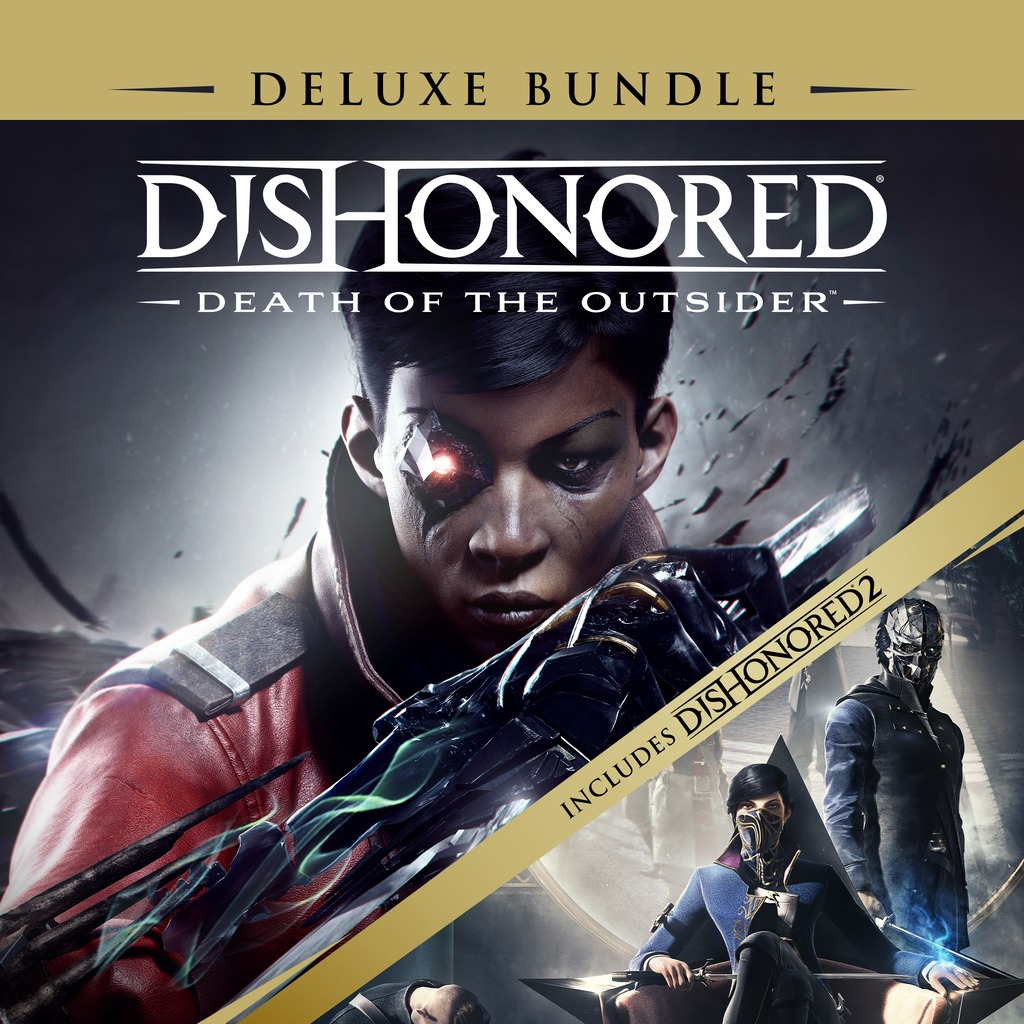 Dishonored®: Death of the Outsider™ Deluxe Bundle