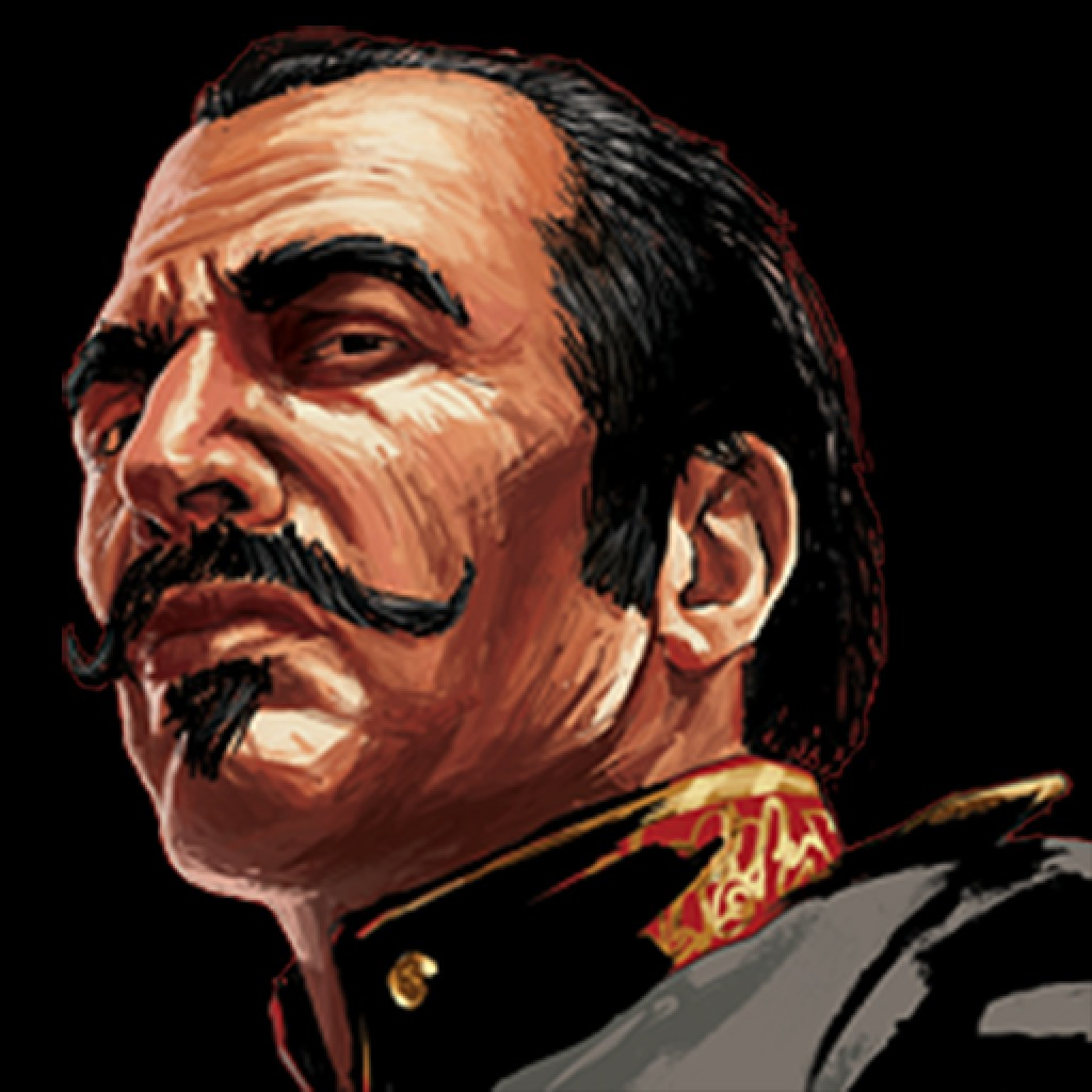 RED DEAD REDEMPTION COLONEL ALLENDE AVATAR