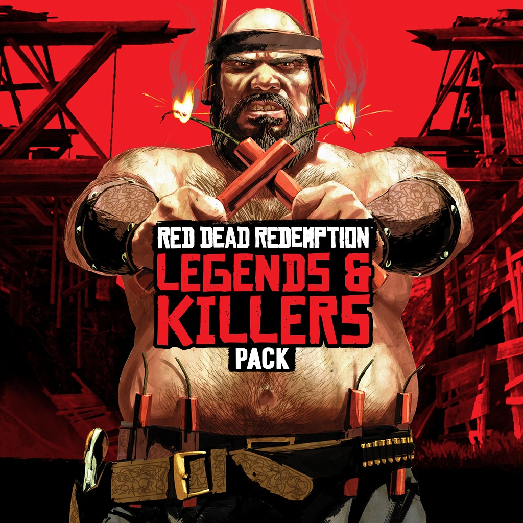 Red Dead Redemption Legends and Killers Pack
