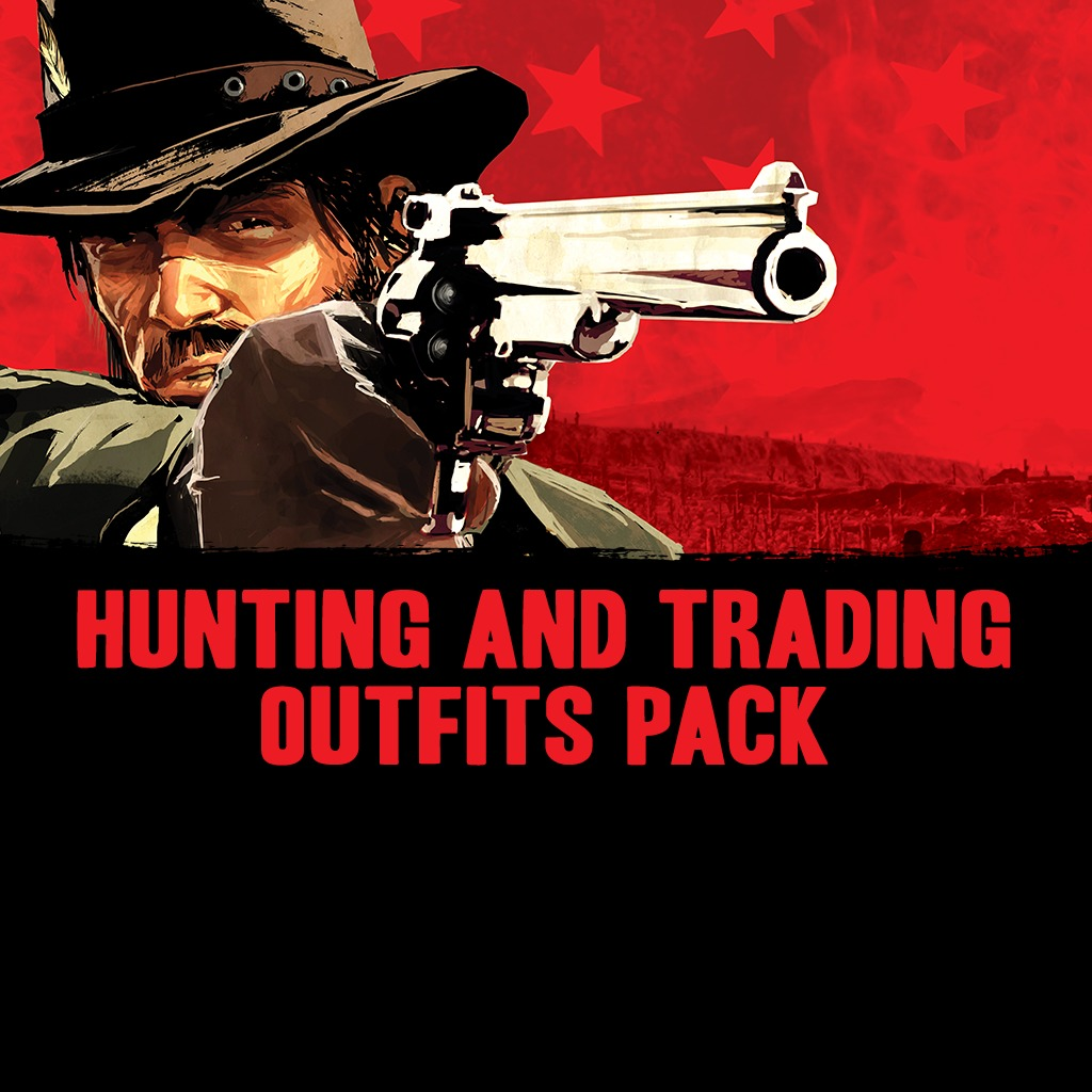 Red Dead Redemption Hunting and Trading Outfits Pack