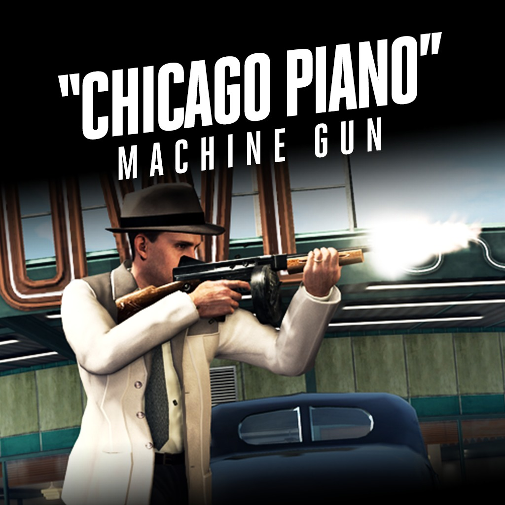 L.A. Noire: The Chicago Piano