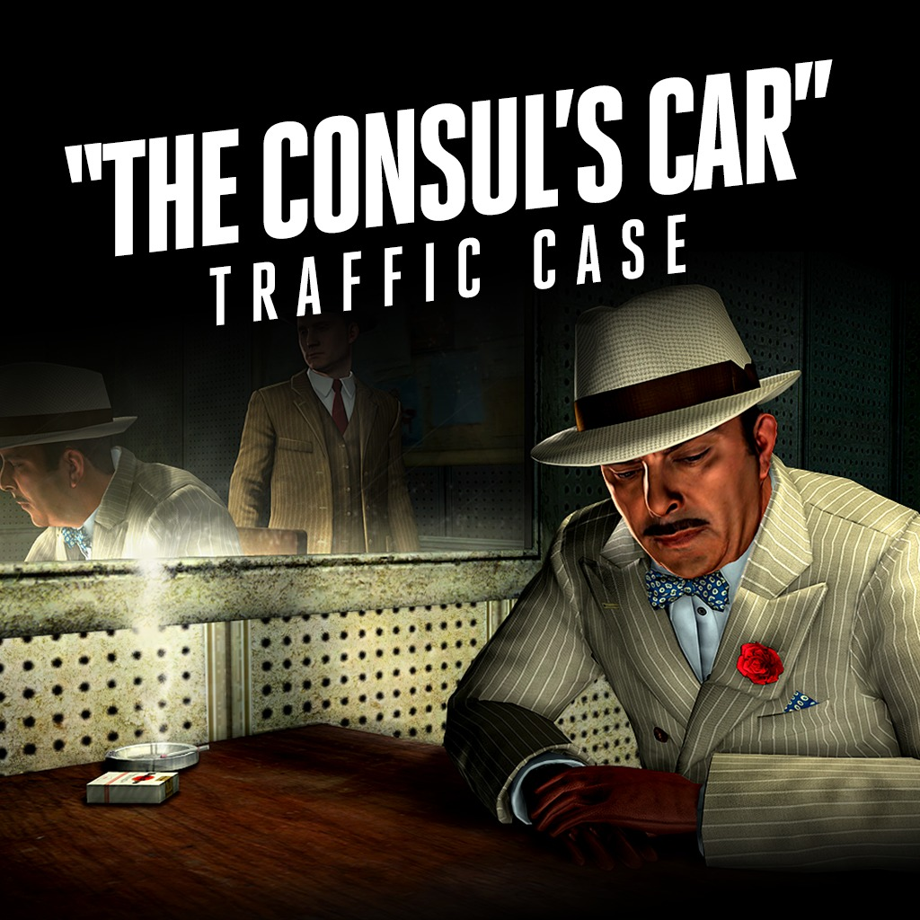L.A. Noire: The Consul's Car Traffic Case
