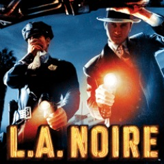 L.A. Noire™ Dark Alley Dynamic Theme