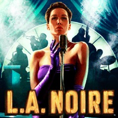 L.A. Noire™ Neon Sign Dynamic Theme