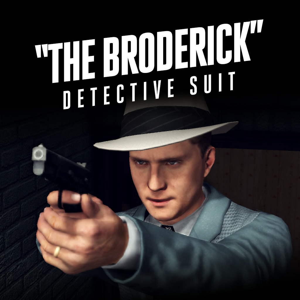L.A. Noire: The Broderick Detective Suit