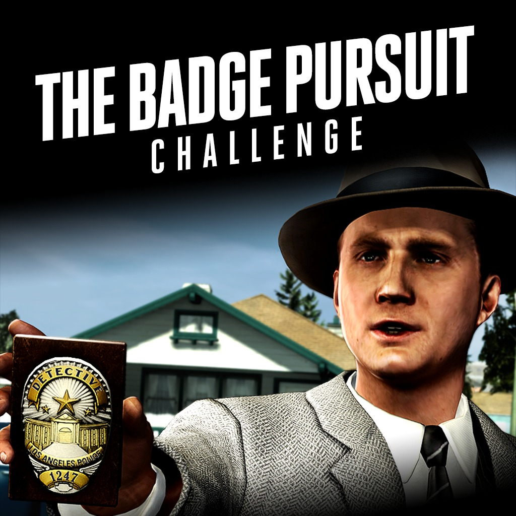 L.A. Noire: The Badge Pursuit Challenge