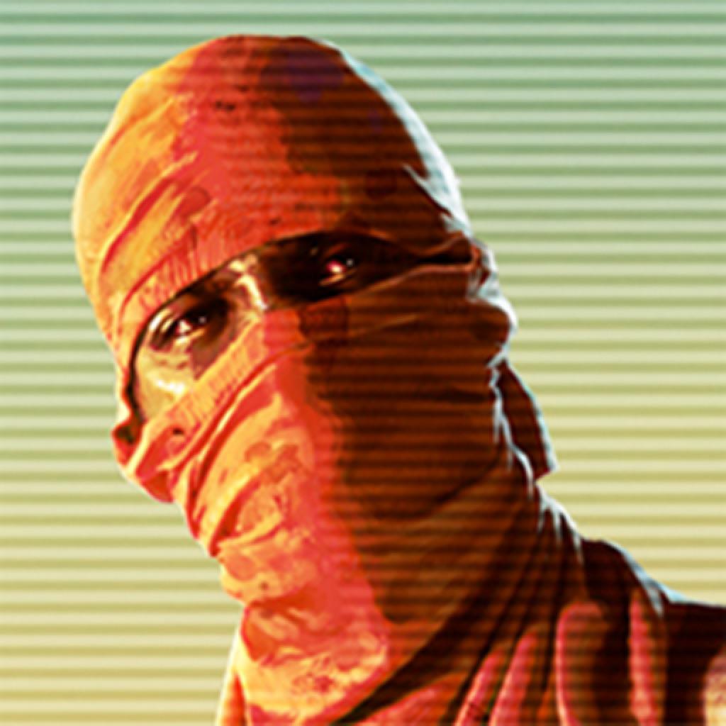 Max Payne®3 Gang Member Avatar
