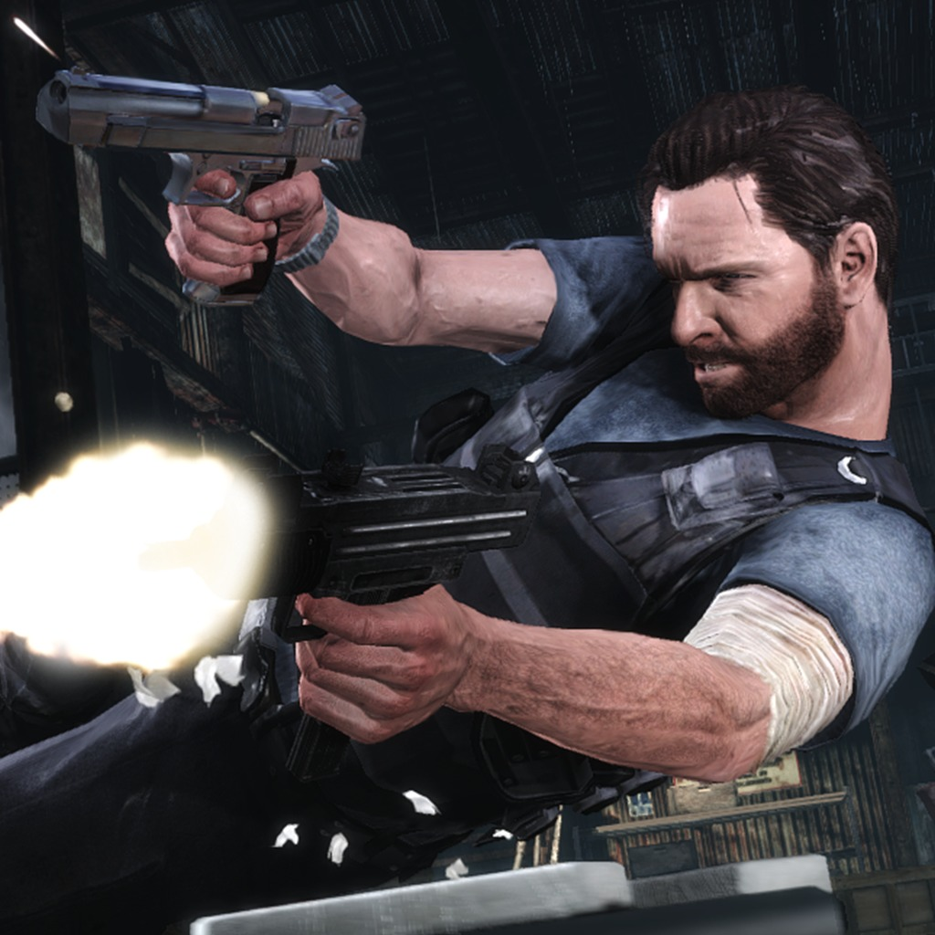 Max Payne®3 Deadly Force Burst