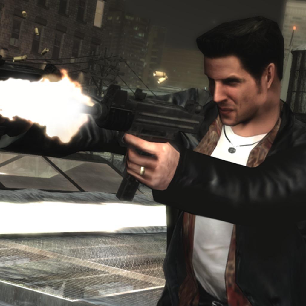 Max Payne®3 Classic Max Payne Character