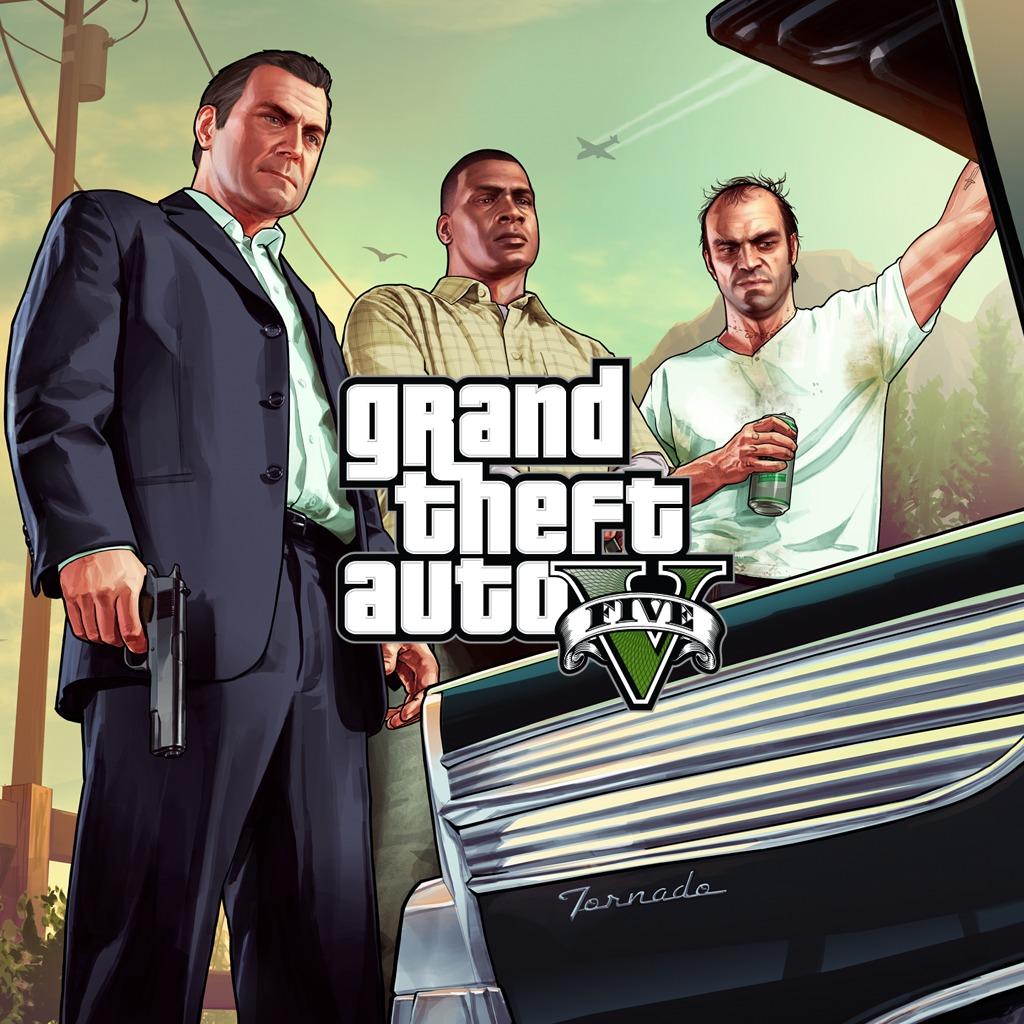 Grand Theft Auto V Premium Theme