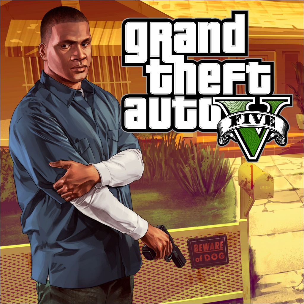 Grand Theft Auto V: Franklin Trailer