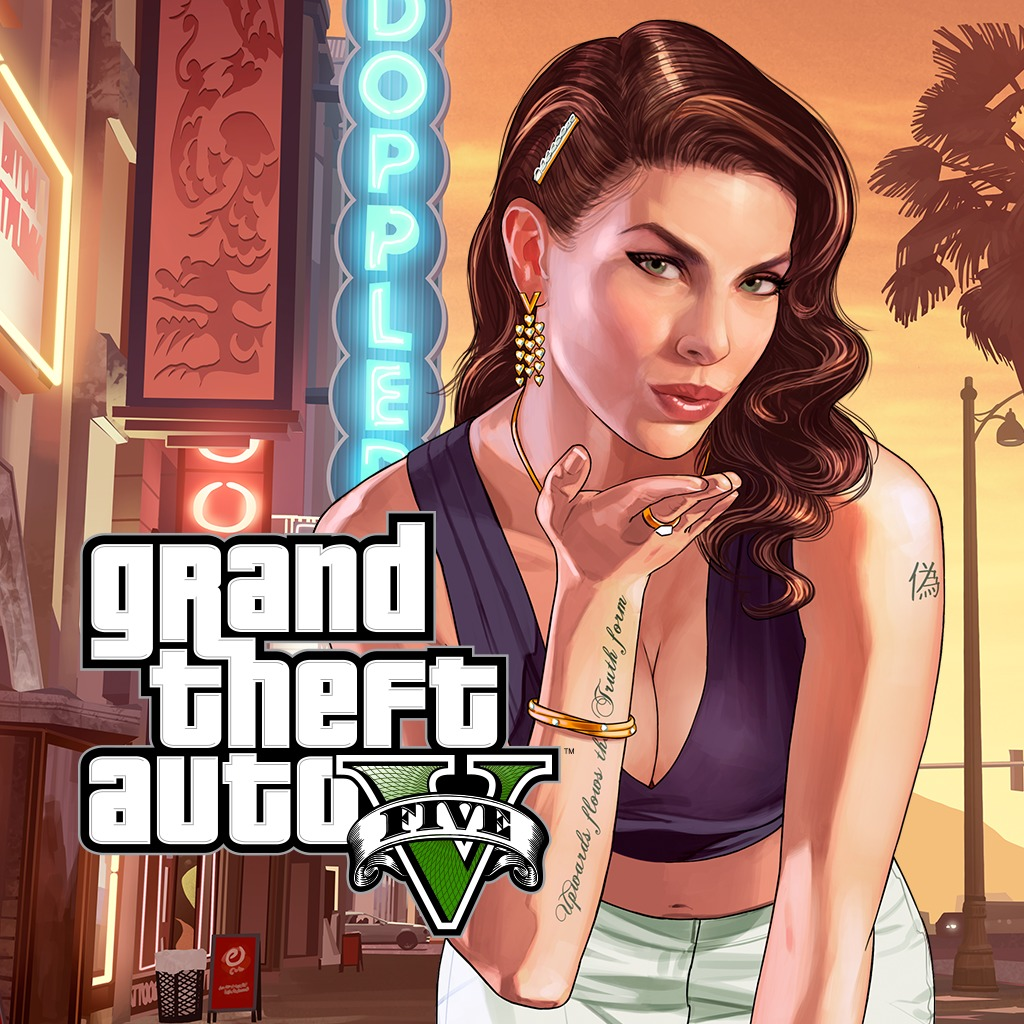 Grand Theft Auto V A Picket Fence and a Dog Named Skip Trailer