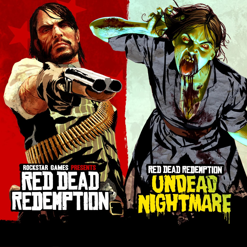 Red Dead Redemption and Undead Nightmare Collection