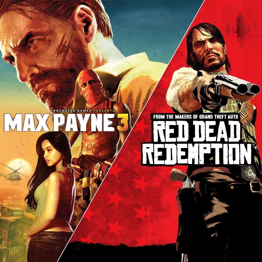 Max Payne 3 Complete Edition & Red Dead Redemption Bundle