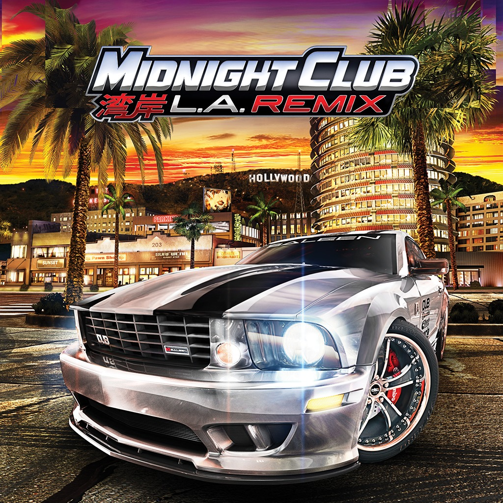 Midnight Club: L.A. Remix®