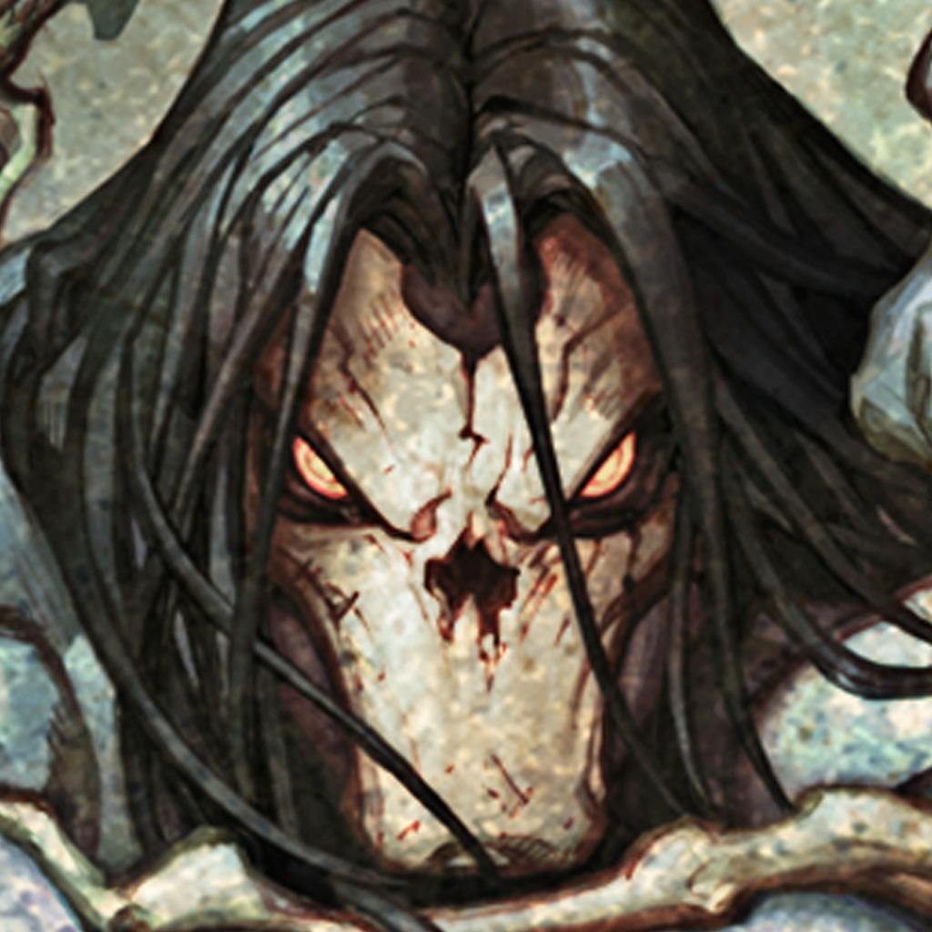 Darksiders® II Death Tarot Avatar