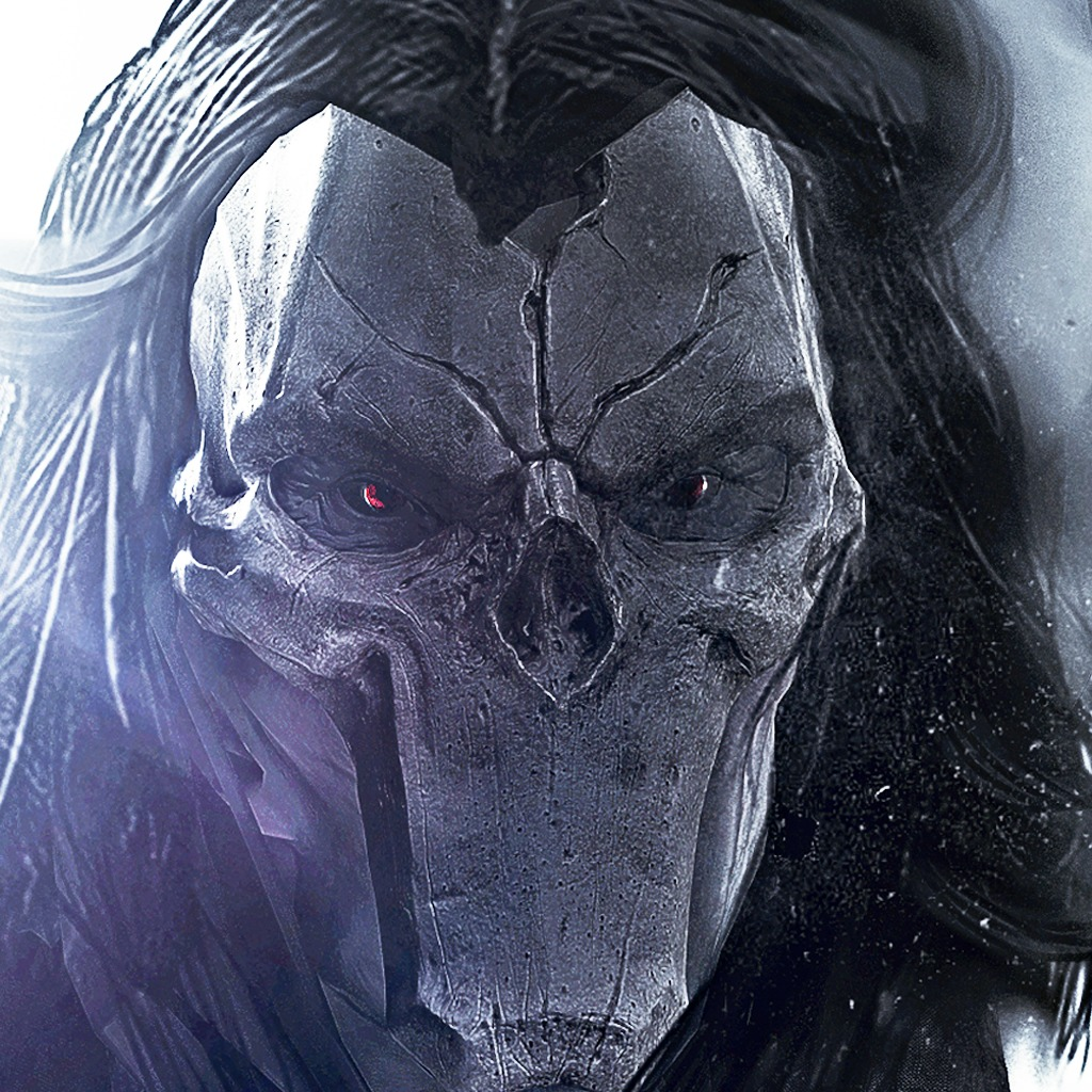 Darksiders® II Death Wall Runner Avatar