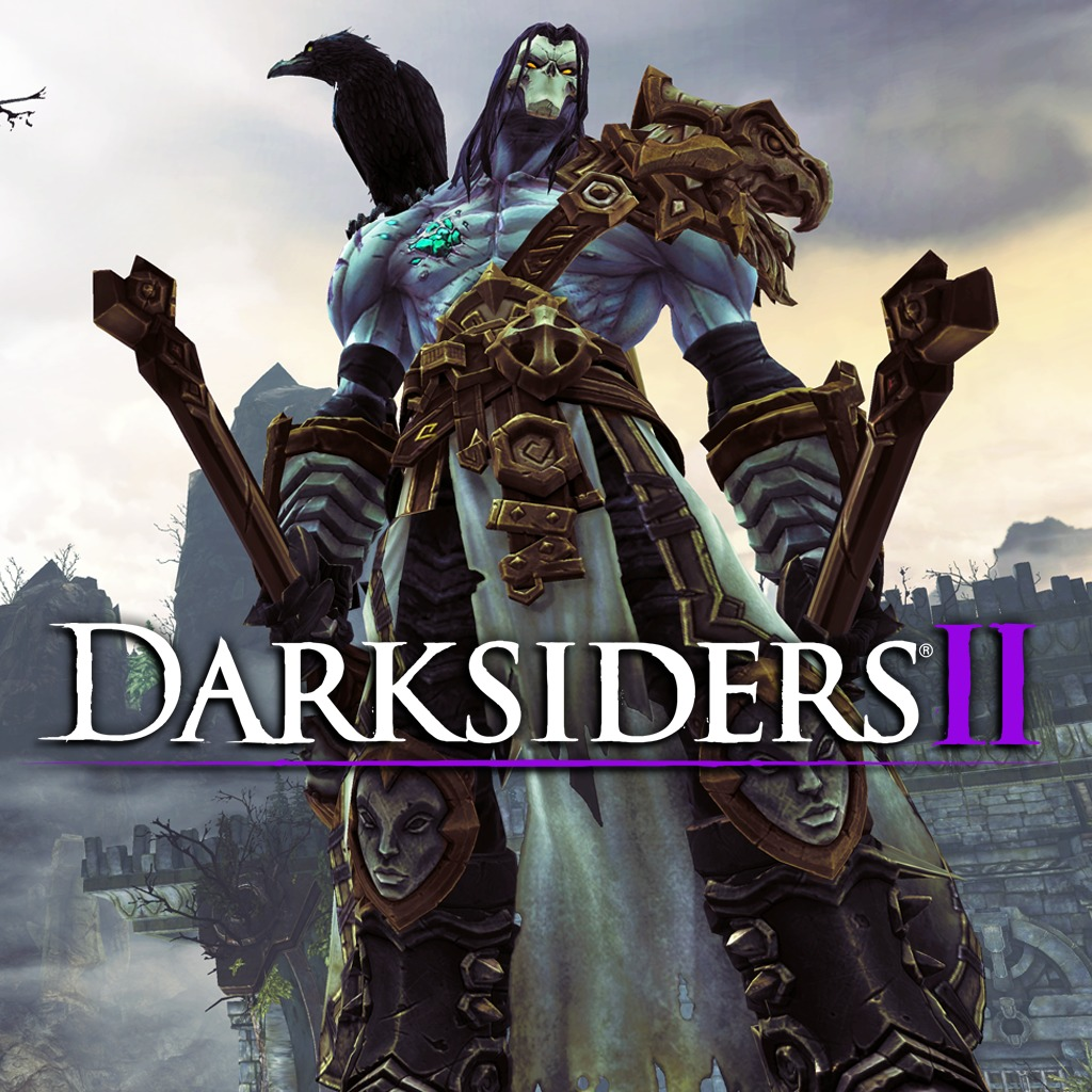 Darksiders® II Angel of Death Pack