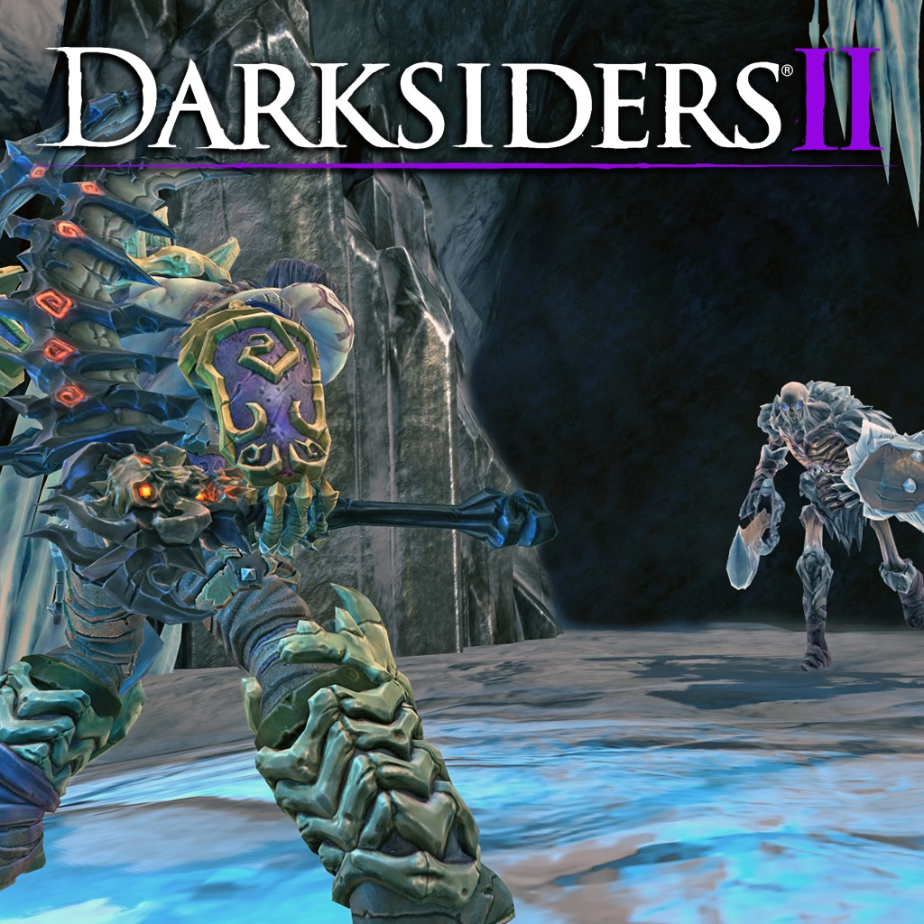 Darksiders® II Argul's Tomb