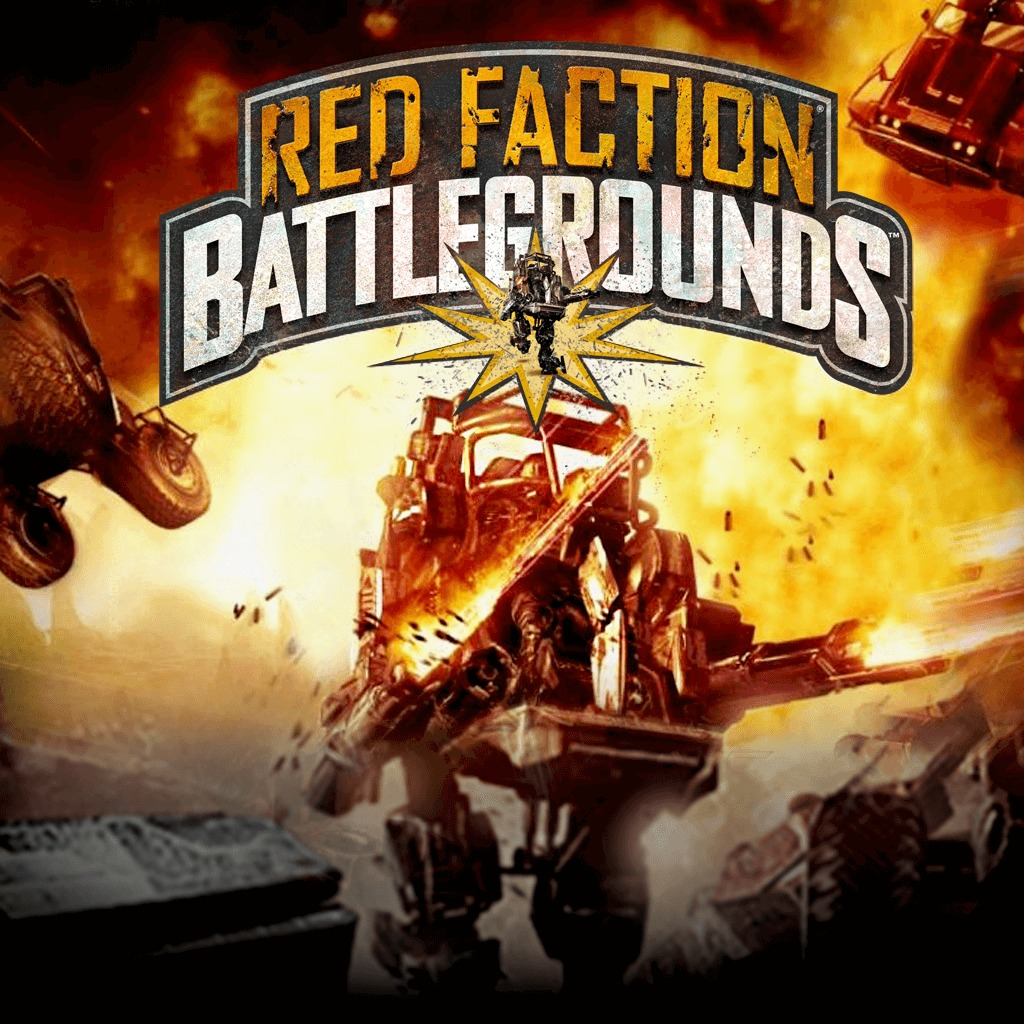 Red Faction®: Battlegrounds™