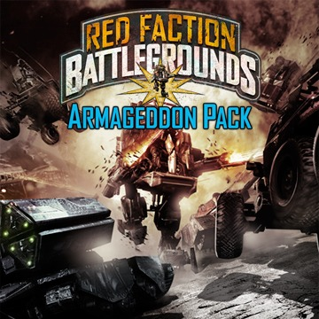 Red Faction®: Battlegrounds™ Armageddon Pack
