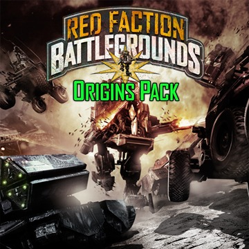 Red Faction®: Battlegrounds™ Origin Pack