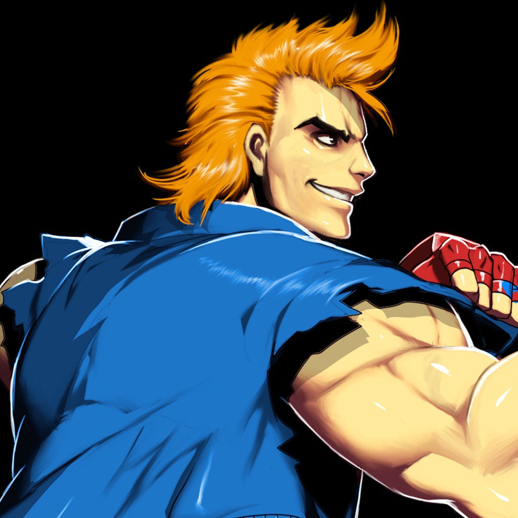Double Dragon Neon Billy Lee Avatar