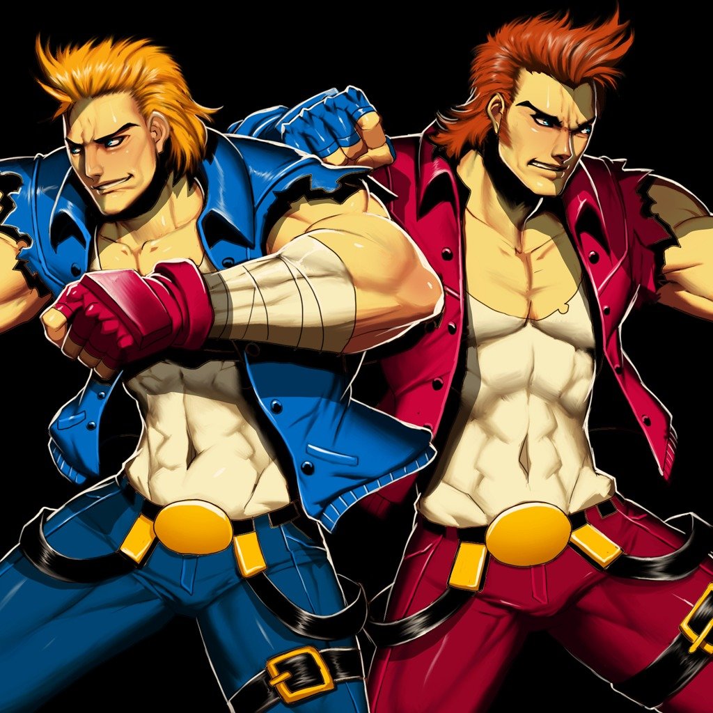 Double Dragon Neon Lee Brothers Avatar