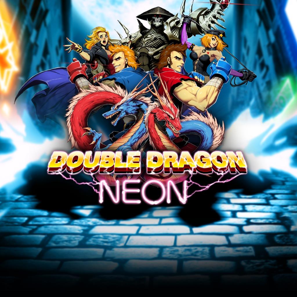 Double Dragon Neon