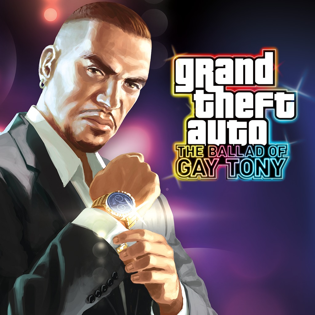 Grand Theft Auto®: The Ballad of Gay Tony