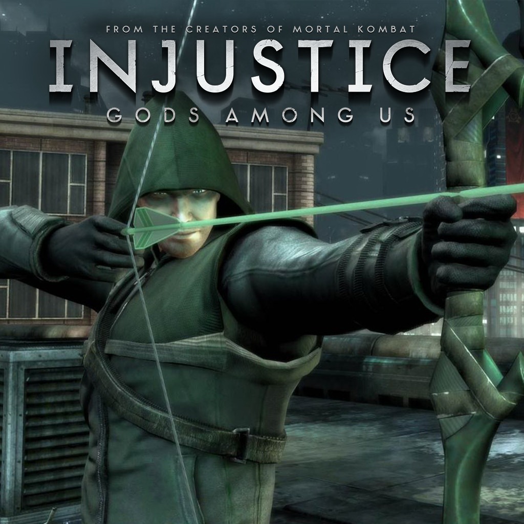 Injustice: Gods Among Us - Arrow Skin