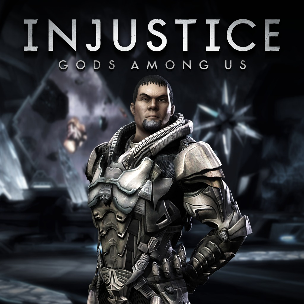 Injustice: Gods Among Us The Man of Steel - Zod
