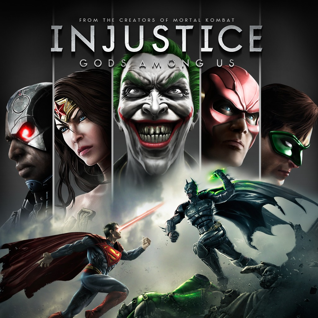 Injustice: Gods Among Us - Lockdown Skin Pack